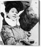 Camille Clifford (1885-1971) Acrylic Print