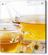 Chamomile Tea Acrylic Print