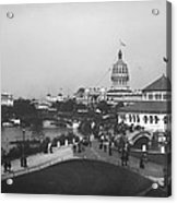 Chicago Worlds Columbian Exposition 1893 Acrylic Print