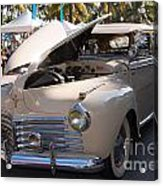 Chrysler Acrylic Print