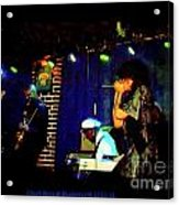 Chuck Berry At Blueberry Hill 12-11-13 Acrylic Print