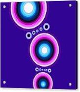 Circle Motif 125 Acrylic Print