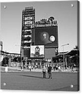 Citizens Bank Park - Philadelphia Phillies Acrylic Print