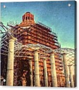 City Hall Acrylic Print by Mark Block