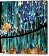 Colorful Abstract Acrylic Print