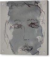 Composition 54 Acrylic Print