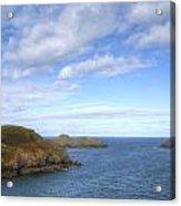 Cornwall - Rumps Point Acrylic Print