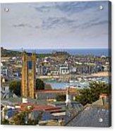 Cornwall - St Ives Acrylic Print