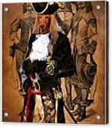 Dachshund Art Canvas Print Acrylic Print