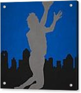 Dallas Mavericks Acrylic Print