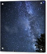 Dark Rift Of The Milky Way Acrylic Print