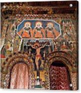 Debre Berhan Selassie Church In Gonder Acrylic Print