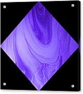 Diamond 129 Acrylic Print