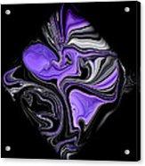 Diamond 206 Acrylic Print
