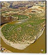 Dinosaur National Monument Acrylic Print