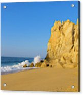Divorce Beach, Cabo San Lucas, Baja Acrylic Print