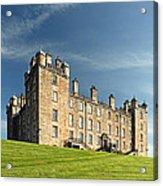 Drumlanrig Castle Acrylic Print