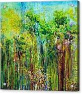 Edge Of Eden Acrylic Print