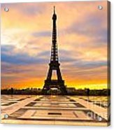 Eiffel Tower - Paris Acrylic Print