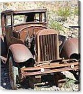 Eldorado Canyon Auto Show Acrylic Print