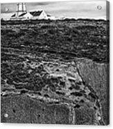 Espichel Cape Lighthouse Acrylic Print