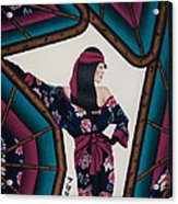 Fashion Art Acrylic Print