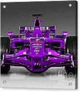 Ferrari Formula 1 Acrylic Print