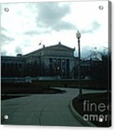 Field Museum Of Natural History Acrylic Print