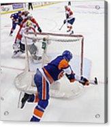 Florida Panthers V New York Islanders - Acrylic Print