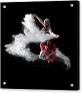 Flour Dancer Series Acrylic Print