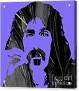 Frank Zappa Collection Acrylic Print