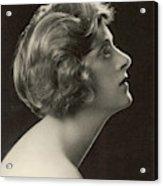 Gladys Cooper (1888  1971), English Acrylic Print