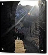 Great Wall Acrylic Print