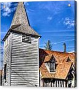Greensted Church Ongar Acrylic Print