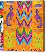 Guatemala, Chichicastenango Acrylic Print