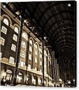 Hays Galleria London Acrylic Print