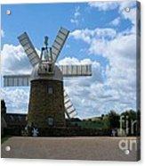 Heage Windmill Acrylic Print