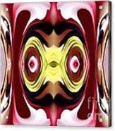 Horizon Abstract Acrylic Print
