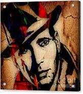 Humphrey Bogart Collection Acrylic Print