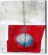 In The Balance Acrylic Print