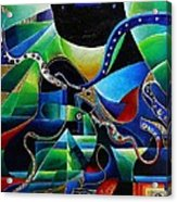 Joseph In Egypt Acrylic Print