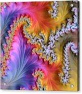 Julia Fractal Acrylic Print