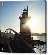 Kingsland Point Lighthouse Acrylic Print