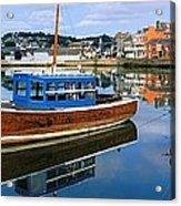 Kinsale Co Cork Ireland Acrylic Print