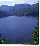 Lakes 1 Acrylic Print