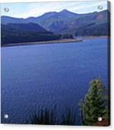 Lakes 4 Acrylic Print by J D Owen