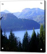 Lakes 8 Acrylic Print