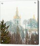 Lavra Monastery In Kiev Acrylic Print