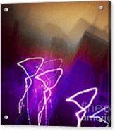 Light Fantastique Acrylic Print