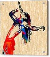Lil Wayne Collection Acrylic Print